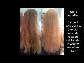 Видео обзор на Натуртинт Перманентная краска для волос 8G Sandy Golden Blonde...