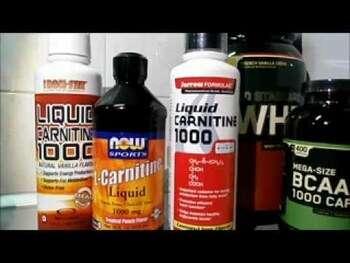 Видео обзор на Liquid Carnitine Lemon Lime Flavor 475 ml