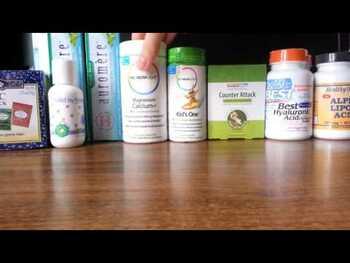 Видео обзор на Детские мультивитамины на основе продуктов питания фруктовый п...
