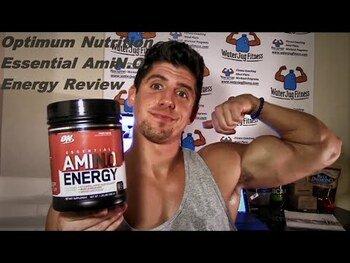 Видео обзор на Essential AmiN.O. Energy Orange Cooler 9.5 270 g