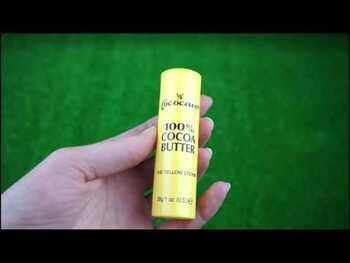 Видео обзор на 100% Какао масло 28 г
