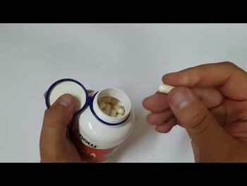 Видео обзор на ГАМК Габа 500 мг 100 капсул