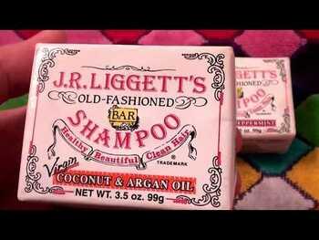 Видео обзор на J.R. Liggetts Old Fashioned Bar Shampoo Tea Tree Hemp Oil 3.5 ...