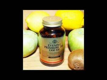 Видео обзор на Масло вечерней примулы 1300 мг 60 гелевых капсул