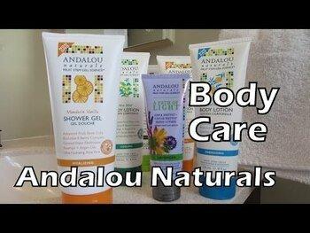 Видео обзор на Aндалу Нейчералс Укрепляющее масло для тела Лаванда и масло Ши...