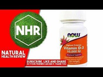 Видео обзор на Витамин A и Витамин D 10000/400 МЕ 100 капсул
