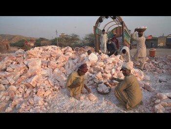 Видео обзор на Гималайская морская соль розовая 248 г
