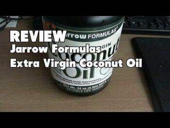 Видео обзор на Органическое рафинированное кокосовое масло 454 г