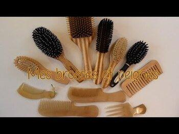 Видео обзор на Расческа для волос