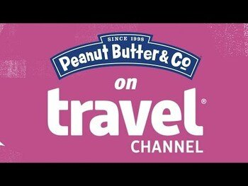 Видео обзор на Peanut Butter Co. Peanut Butter Blended With Rich Dark Chocola...