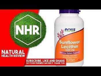Видео обзор на Лецитин без ГМО 1200 мг 400 гелевых капсул