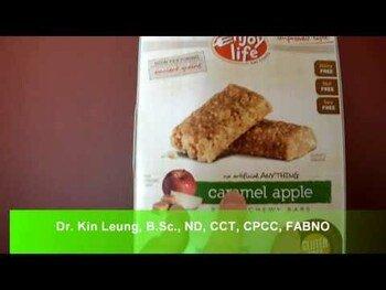 Видео обзор на Baked Chewy Bars Cocoa Loco 5 Bars 1 28 g Each