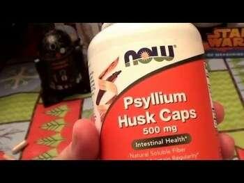 Видео обзор на Псиллиум или исфагула шелуха семян подорожника 700 мг 180 капсул