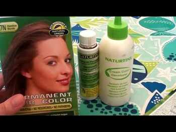 Видео обзор на Краска для волос 7G Golden Blonde 150 мл