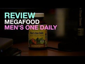 Видео обзор на Womens One Daily Whole Food Multivitamin Mineral 90 Tablets