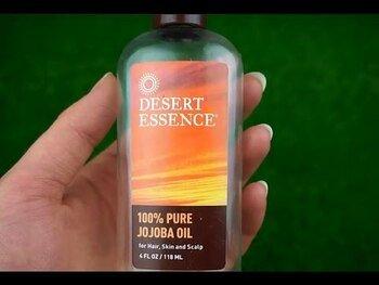 Видео обзор на Десерт Ессенс чистое масла жожоба 118 мл