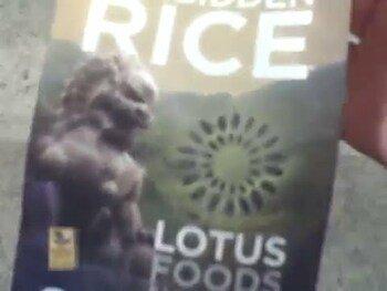 Видео обзор на Organic Forbidden Rice 15 426 g