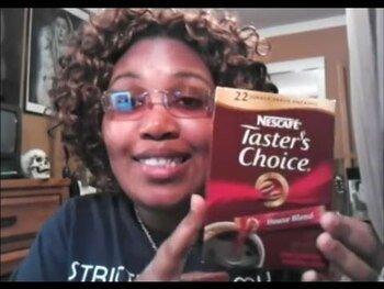 Видео обзор на Tasters Choice Instant Coffee French Roast 6 Packets 0.07 2 g ...