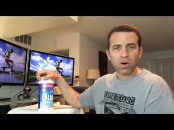Видео обзор на Calm Антистрессовый напиток Микс Арбуз 226 г