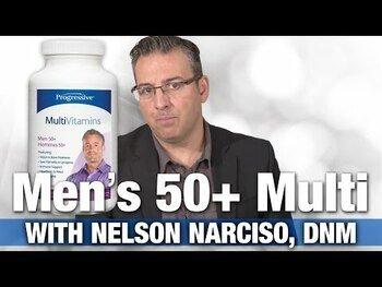 Видео обзор на Мультивитамины для мужчин 50+ 120 таблеток