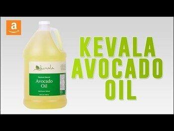 Видео обзор на Кевала масло авокадо 236 мл