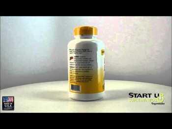 Видео обзор на Лецитин 1200 мг 300 гелевых капсул