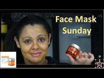 Видео обзор на Андалу Нейчералс Гликолевая маска тыква и мёд осветляющая 50 г