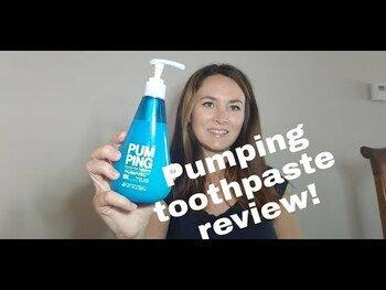 Видео обзор на Зубная паста с натуральным вкусом мяты 113,4 г