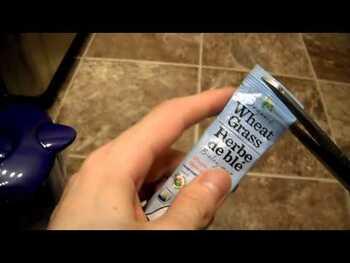 Видео обзор на Органическая пшеничная трава  8 240 г