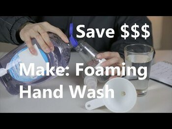 Видео обзор на Пена для мытья рук французская Лаванда 300 мл