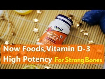 Видео обзор на витамин D3 400 МЕ 180 гелевых капсул