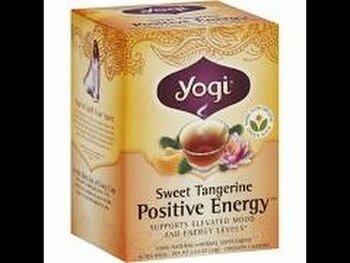 Видео обзор на Йоги чай положительная Энергия сладкий мандарин 16 пакетиков 2...
